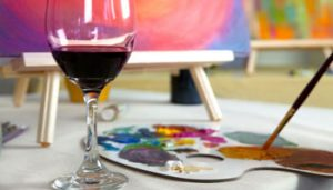 Paint Night @ Clos LaChance Winery