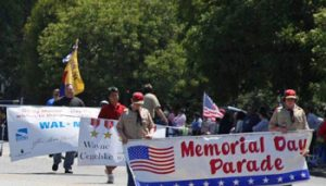 Gilroy Memorial Day Parade @ Downtown Gilroy