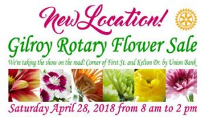 Annual Rotary Flower Sale 2018