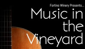Music in the Vineyard at Fortino Winery feat. The Houserockers @ Fortino Winery