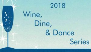 Wine, Dine & Dance Series at Sarah's Vineyard @ Sarah's Vineyard