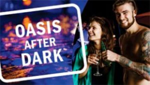 Oasis After Dark @ Gilroy Gardens Family Theme Park