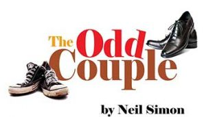 The Odd Couple @ Pintello Comedy Theater