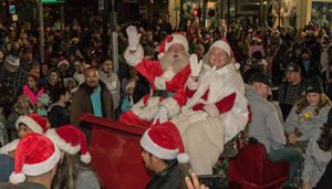 Downtown Gilroy Holiday Parade and Tree Lighting @ Downtown Gilroy