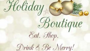 Holiday Boutique @ Fortino Winery