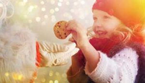 Cookies and Hot Chocolate with Santa @ Gilroy Premium Outlets