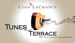 Tunes on the Terrace @ Clos LaChance