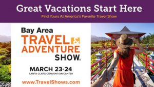 Bay Area Travel and Adventure Show @ Santa Clara Convention Center