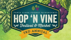 Hop 'N Vine @ Santa Clara County Fair Grounds