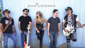 The Heat Band @ Clos LaChance