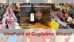Vino Paint @ Guglielmo Winery