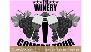 Comedy Night @ Fortino Winery