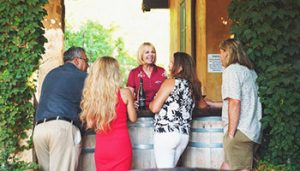 Wine Education Class @ Aver Family Vineyards