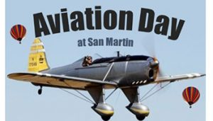 Aviation Day @ San Martin Airport