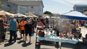San Juan Bautista Antique & Craft Fair