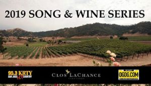 KRTY: Song & Wine Series @ Clos LaChance