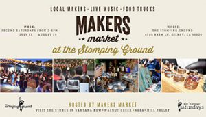 Maker's Market @ The Stomping Ground