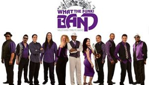 What The Funk Band @ The District Theater