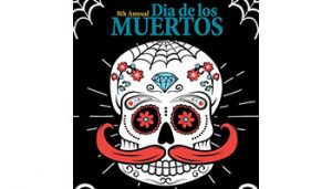 8th Annual Dia de los Muertos Ofrenda Exhibit @ Gilroy Center for the Arts
