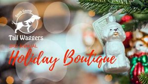 South County Tail Waggers 3rd Annual Holiday Boutique @ Robert Raymond Salon