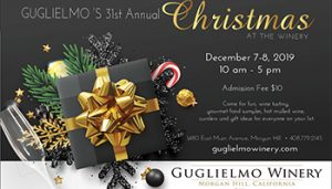 31st Annual Christmas at the Winery @ Guglielmo Winery