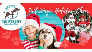 4th Annual Puppy Pictures with Santa Paws @ Downtown Gilroy