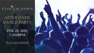 After Dark Dance Party @ Clos LaChance Winery