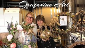 Grapevine Ball and Wreath Class @ Miramar Vineyards