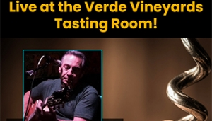 Live Music @ Verde Vineyards