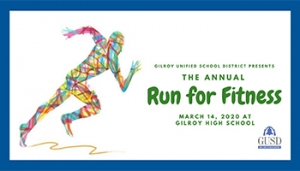 GUSD Run For Fitness @ Gilroy High School
