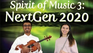 Spirit of Music 3: Next Gen 2020 @ Gavilan College