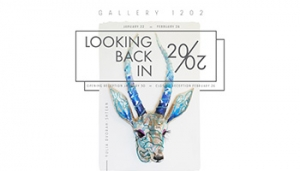 Opening reception for Looking Back in 20/20