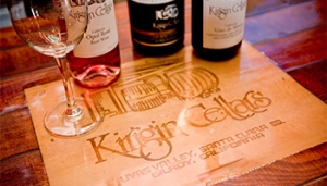 Valentine's Day Lunch @ Kirigin Cellars