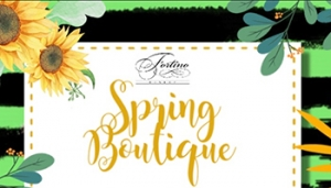 Spring Boutique @ Fortino Winery