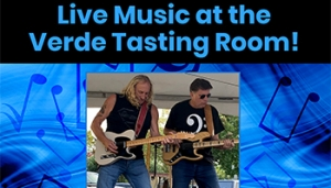 Randy Sauro Chris Beveridge Duo – Live @ Verde Vineyards