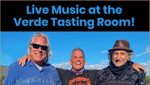 Treble Makers  – Live @ Verde Vineyards