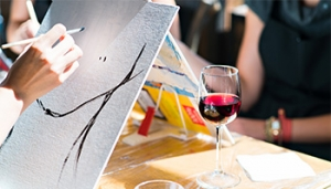 Paint and Sip @ Solis Winery
